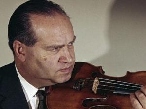 В Московской консерватории отметят 110-летие Давида Ойстраха