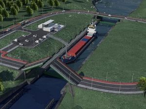 Poland Begins Construction of a Channel Through the Baltic Spit