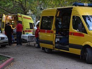 Основная причина смерти погибших вКерчи— огнестрел, в больницу попали пострадавшие отвзрыва