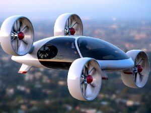 Russian Engineers Have Assembled a Prototype of a Flying Taxi