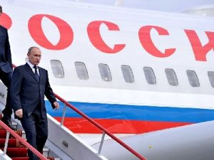 Putin Arrived in Kazakhstan with a Two-Day Visit