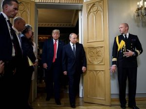 Trump Discussed the INF Treaty and Sanctions with Putin, Macron and Merkel