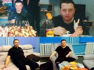 Цеповяз питался деликатесами в колонии на десятки тысяч рублей в месяц