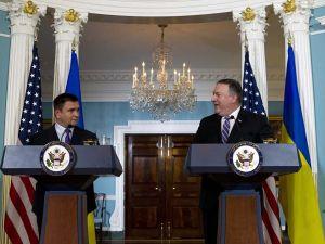 """Две """"демократии"""" договорились: США поможет Украине бороться с """"российской агрессией"""""""