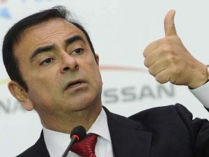 Председатель «Nissan» арестован в Токио