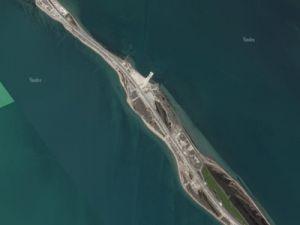 Украинские власти заявили о проседании Крымского моста
