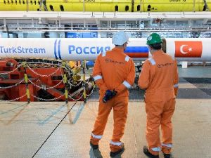 """""""Gazprom"""" Has Defined the Route of Gas Supplies to the """"Turkish Stream"""""""