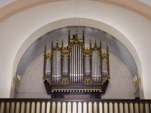 C 1 декабря стартует цикл концертов «Органные вечера на Ковенском»