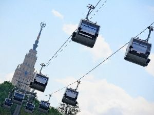 The Cableway in Moscow is Temporarily Closed Due to Cyber Attacks