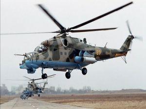 В Чехии разбился военный вертолет