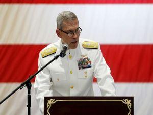Командующий Пятым флотом США найден мёртвым