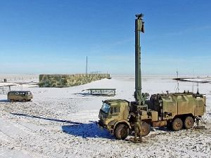 Tests of the Newest Artillery Complex Ended in Russia