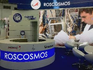 """In """"Roscosmos"""" Told About the Information Attack on the Company"""
