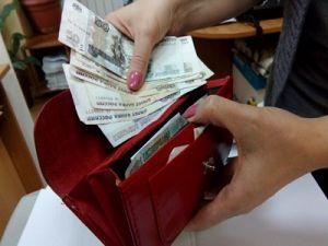 Работодатели задолжали россиянам 3,2 млрд рублей