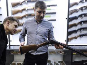 Росгвардия и ФСБ представили Путину план «оружейной реформы» в стране