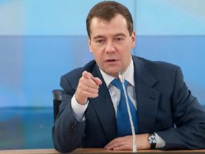 Medvedev: the Russian Economy has a Sufficient Margin of Safety