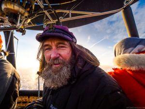 Фёдор Конюхов отправился в кругосветное путешествие на вёсельной лодке