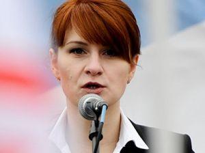 Арестованная в США Мария Бутина согласилась признать себя виновной