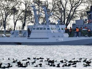 ЕС отказался наказывать Россию за инцидент в Керченском проливе