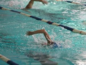 Russian Swimmers Took Second Place in the 4x200m Relay at the World Championships