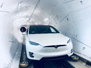 Elon Musk Opened a High-Speed Underground Tunnel Under Los Angeles