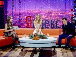 """""""Yandex"""" Finishes Shooting of its own New Year's Show"""