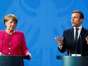 Merkel and Macron Asked Russia to Release Ukrainian Sailors
