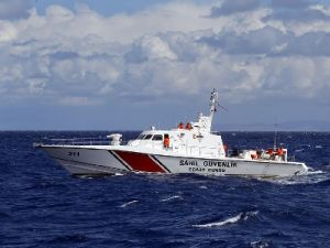 The Ship with the Russians on Board Sank Off near Coast of Turkey