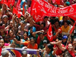 Nationwide Strike Began In India