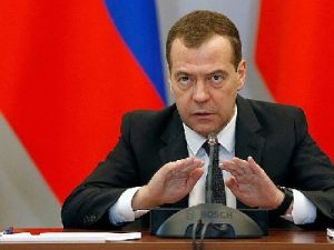 Medvedev: Creation a New Digital Ecosystem is a Security Issue