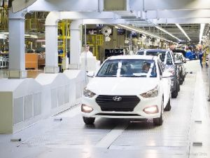 Hyundai Increased Sales in Russia by 13%  in 2018