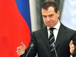 Medvedev Told About  the Main Risks to the World Economy