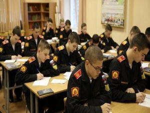 У 26 курсантов Ульяновского суворовского училища нашли инфекционное заболевание лёгких - эхинококкоз