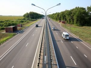 Штрафы за остановку на автомагистралях могут увеличить в 3 раза