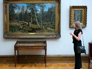 После случая с кражей картины в Третьяковке галерею оснастили охранной системой