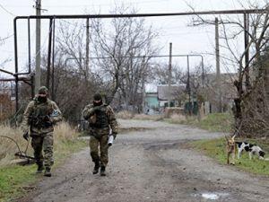 Пять украинских диверсантов подорвались на минах при попытке проникнуть в ЛНР
