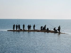 Ukraine Signed  with Russia a Protocol on Fishing in the Sea of Azov
