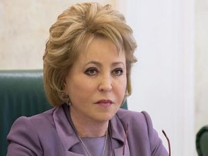 Матвиенко заявила о необходимости прекратить переворот в Венесуэле и подчеркнула, что США готовы на любые провокации