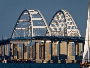 The Construction of the Crimean Bridge Improved the Ecology of the Azov Sea
