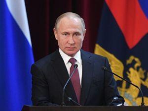 Путин подписал закон о запрете военнослужащим пользоваться гаджетами во время службы