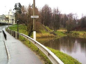 Водоканалу Санкт-Петербурга через суд запретили загрязнять реку