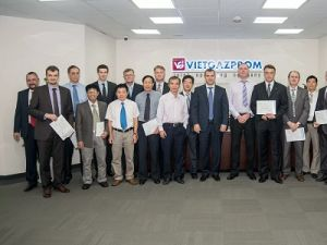 """Vietnam Supported the Projects of """"Gazprom"""""""