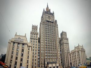 Российский МИД прокомментировал канадские санкции против россиян