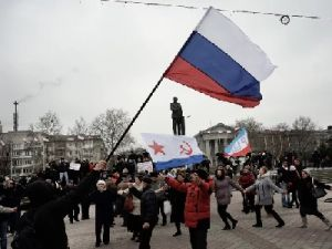 The Russian Foreign Ministry Urged the EU and NATO to Recognize the Crimean People's Choice
