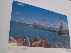 A Photo Exhibition Dedicated to the 5th Anniversary of the Reunification of Crimea with Russia was Held in Rabat