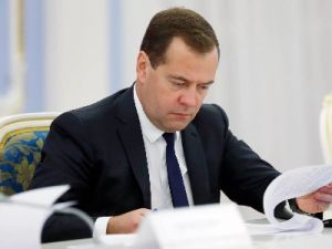 Medvedev Signed Instructions on Budget Allocations for National Projects