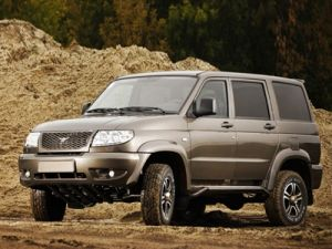 Russian SUV UAZ Hunter to Enter Chile Market