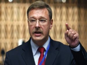Russian diplomat Kosachev invited the United States to get out of the zones of influence of the Russian Federation