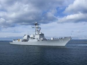 Two NATO ships will arrive in the port of Odessa