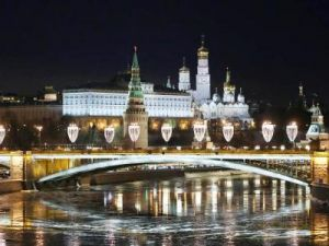 Kremlin to Join Earth Hour on March 30, Turning Off Lights - WWF